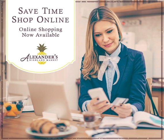 Alexander's Online Shopping