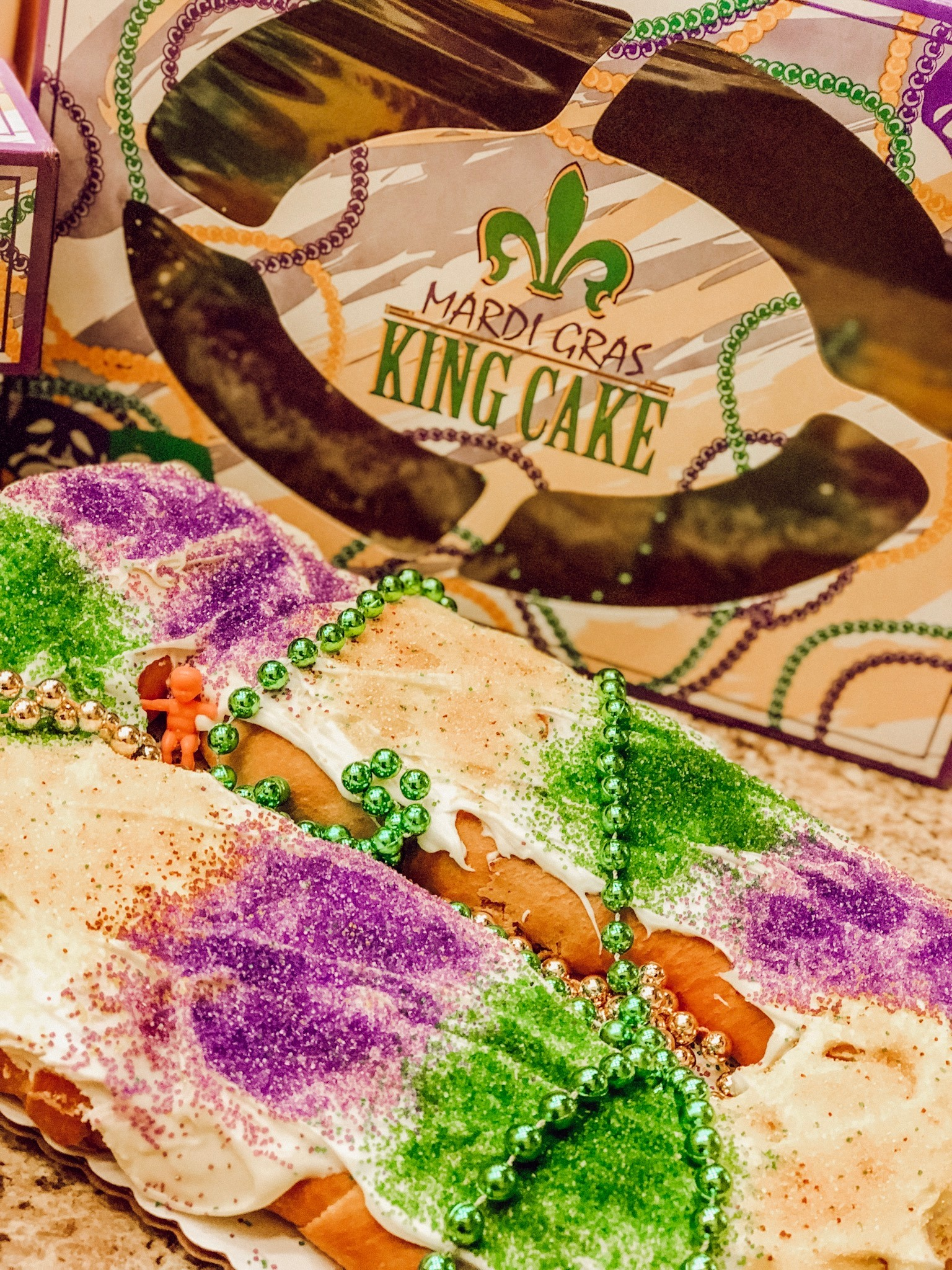KingCakeTraditional2019